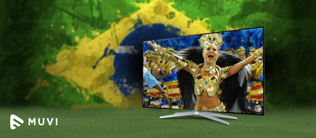Poor network penetration results in limited access to VOD, OTT and IPTV in Brazil