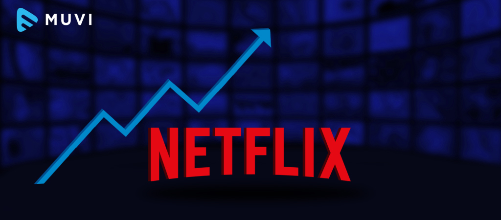 Netflix outgrowing Cable TV