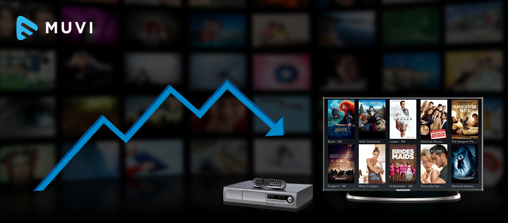 Pay-TV growth under threat - Piracy, OTT growth to blame