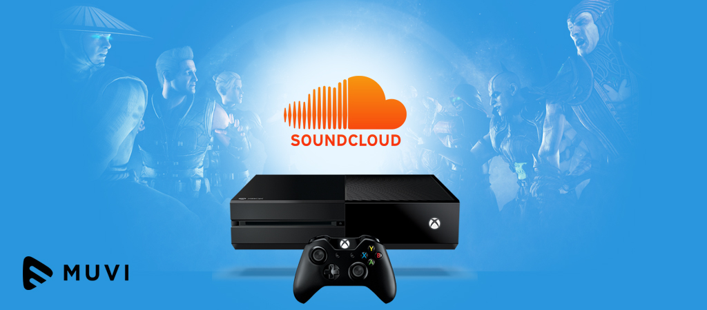 SoundCloud app now available on Xbox One