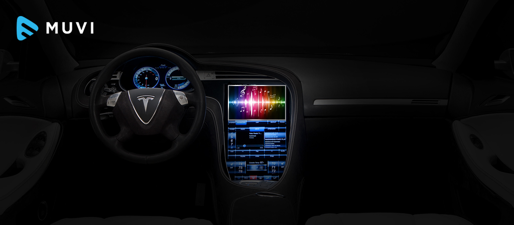 Music streaming service from Tesla to make its debut soon