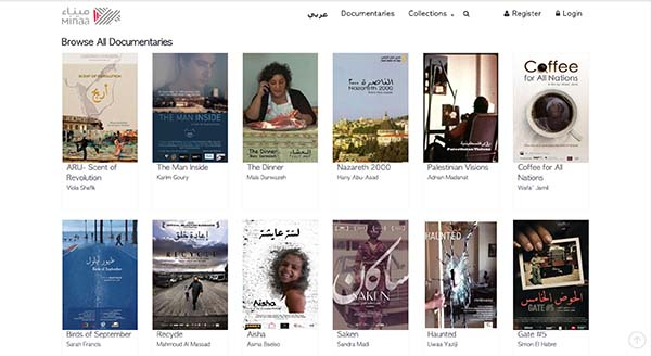 Minaa VOD partners with Muvi to launch a Documentary based VOD Platform for the Arab World