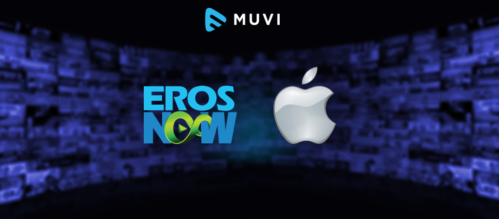 Eros may sign a deal with Apple for $1 billion to sell its OTT platform