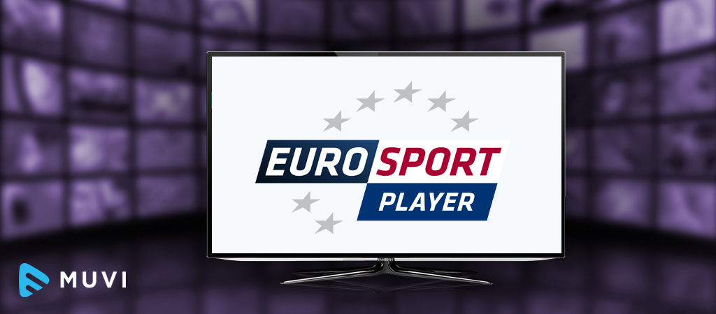 Eurosport VOD service included in Amazon channels list