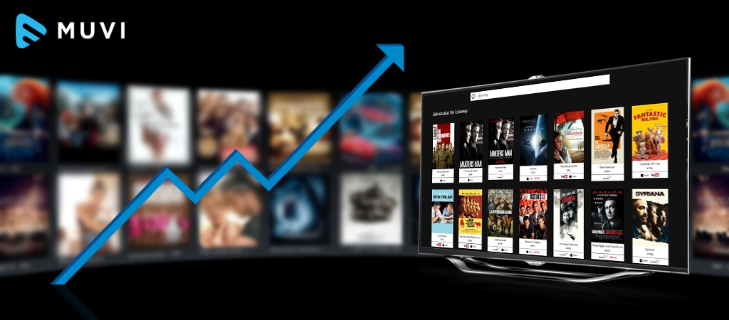 Streaming Video Services on the rise