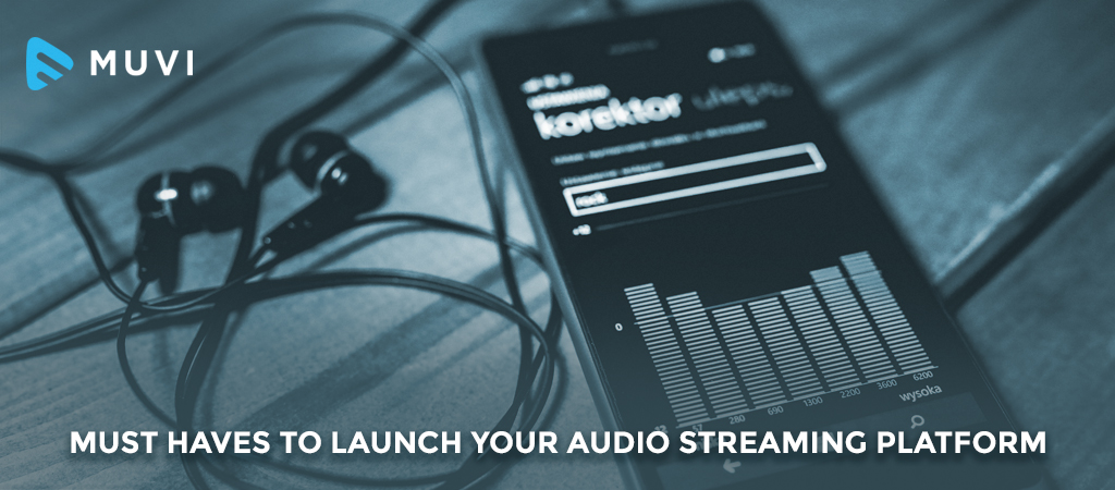 Top features to look for in an Audio Streaming platform