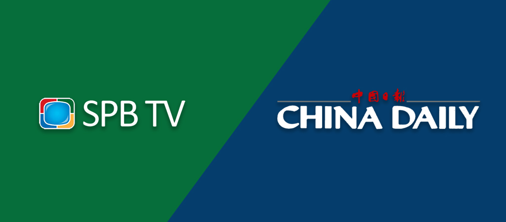 Russia's SPB TV collaborates with China Daily for on demand content
