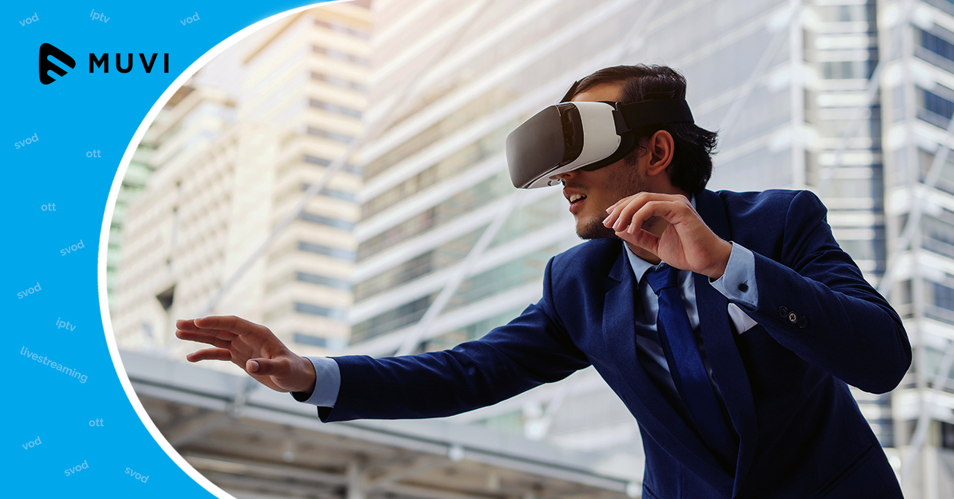 STX Entertainment eyes virtual reality project in China