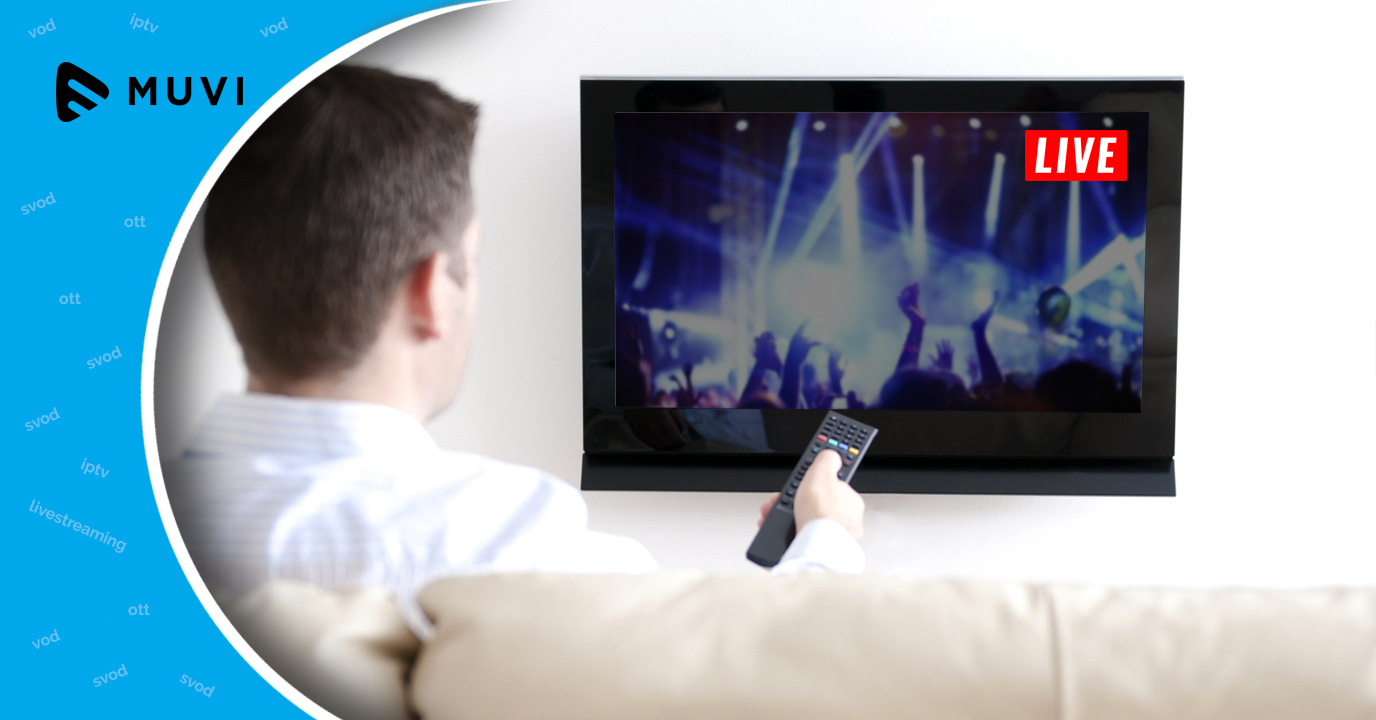 Live TV consumption dips big: Binging takes over