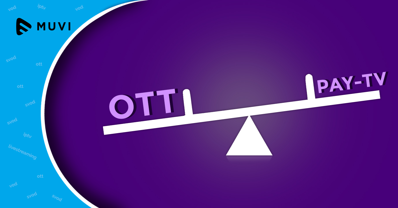 OTT net additions outperform pay-TV in Spain
