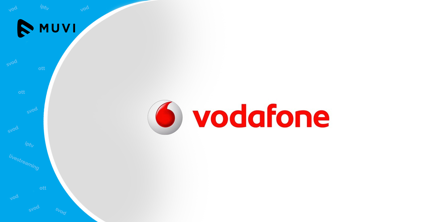 Vodafone Spain introduces VOD platform