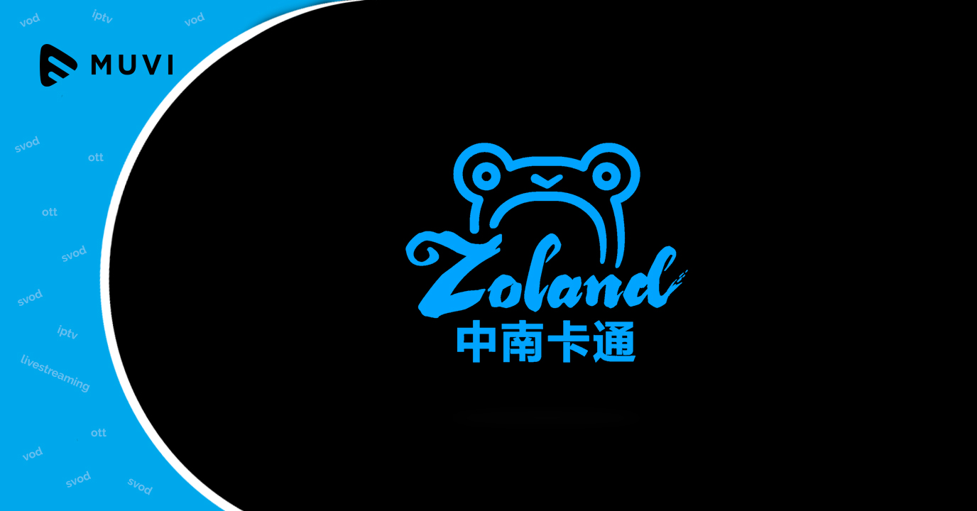 A new Chinese OTT platform is being launched by Zoland Animation for the kids segment