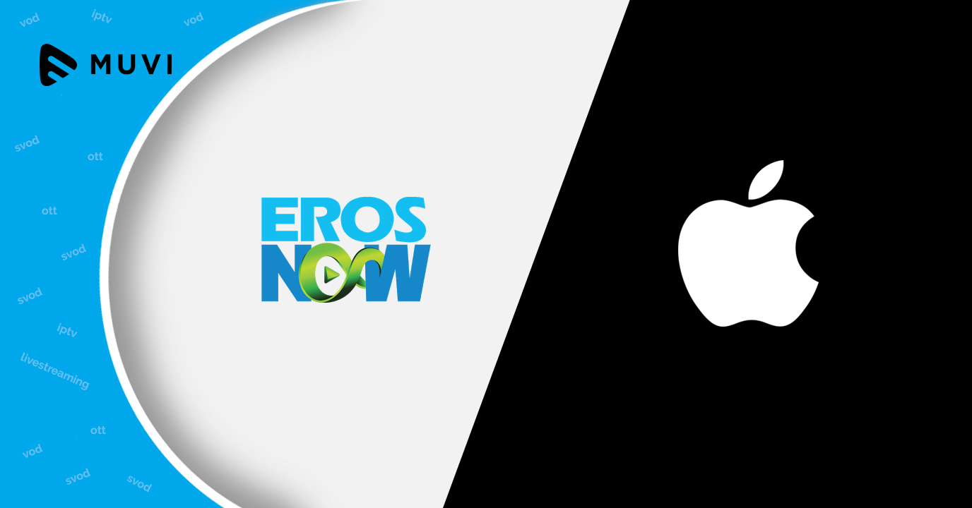 Eros to sell its content library to Apple