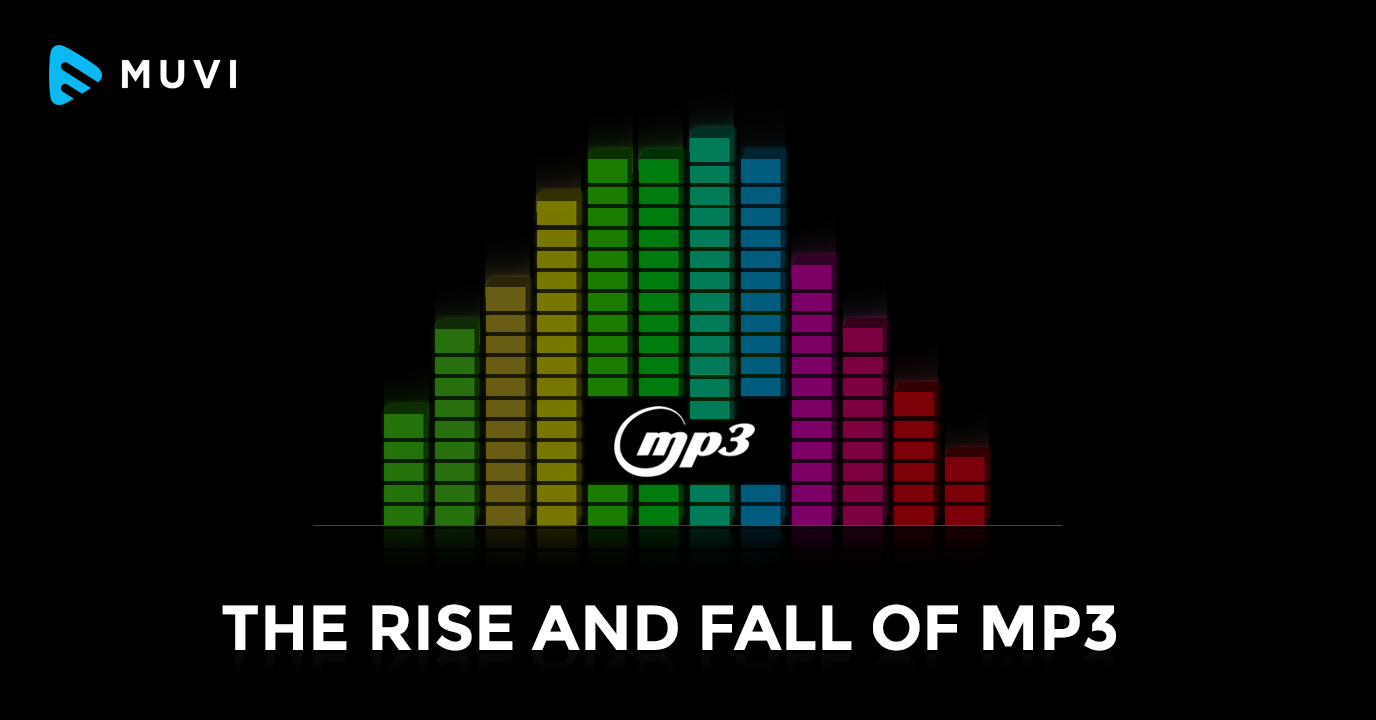 The rise and fall of MP3