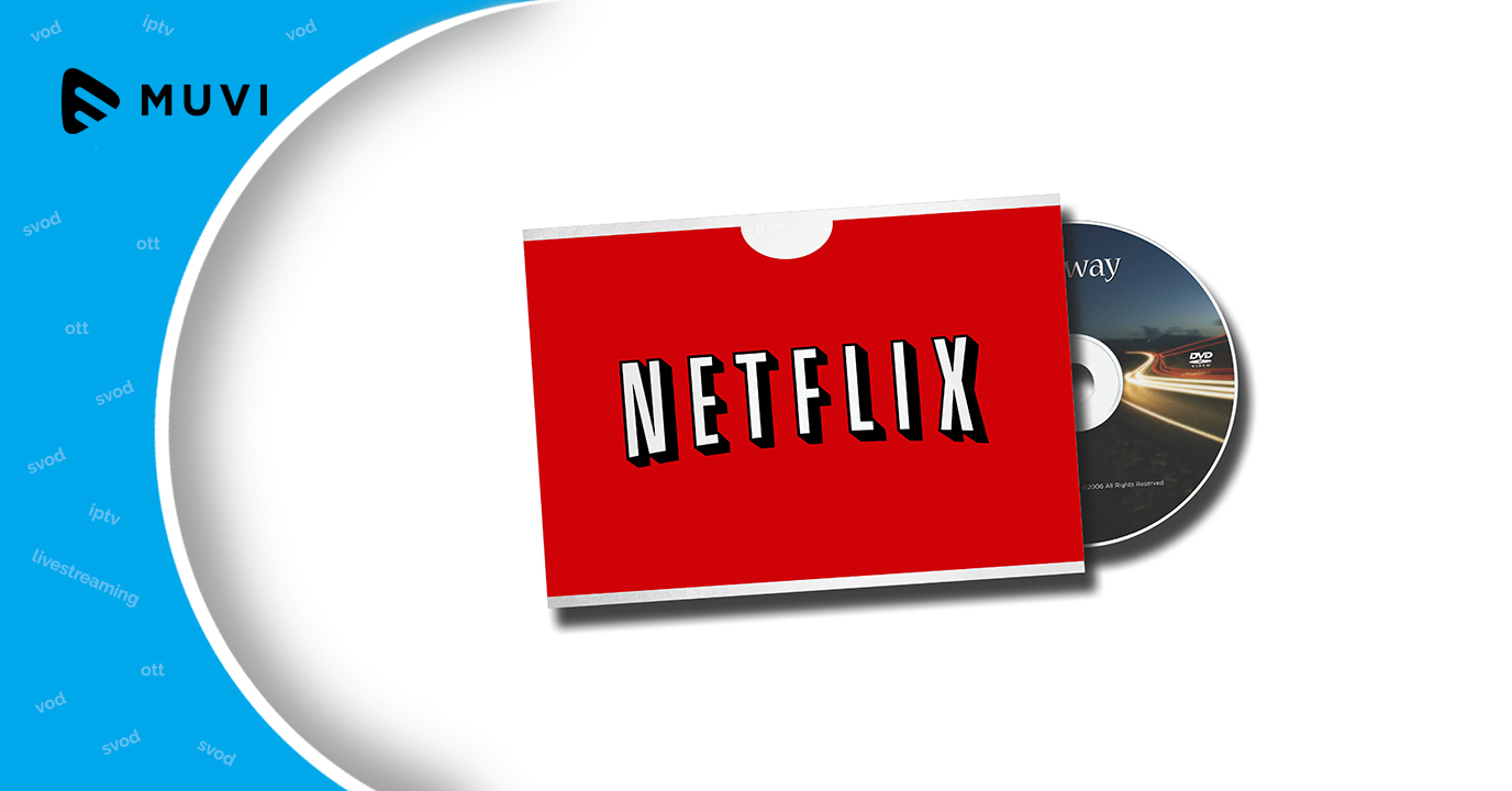 "Netflix launches new app ""DVD Netflix"" to take DVD orders"