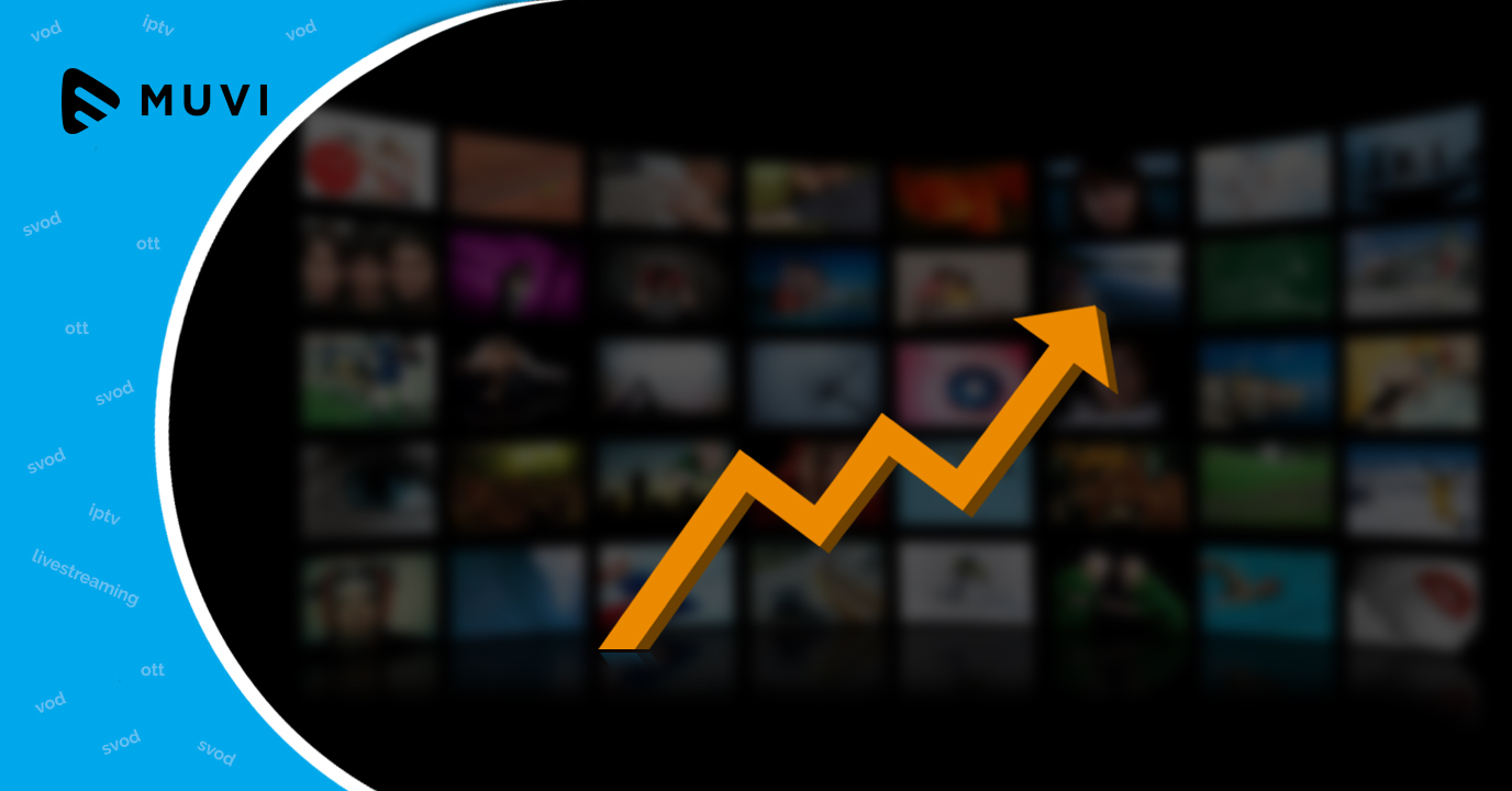 Over the next five years, OTT TV and film revs to reach $83bn