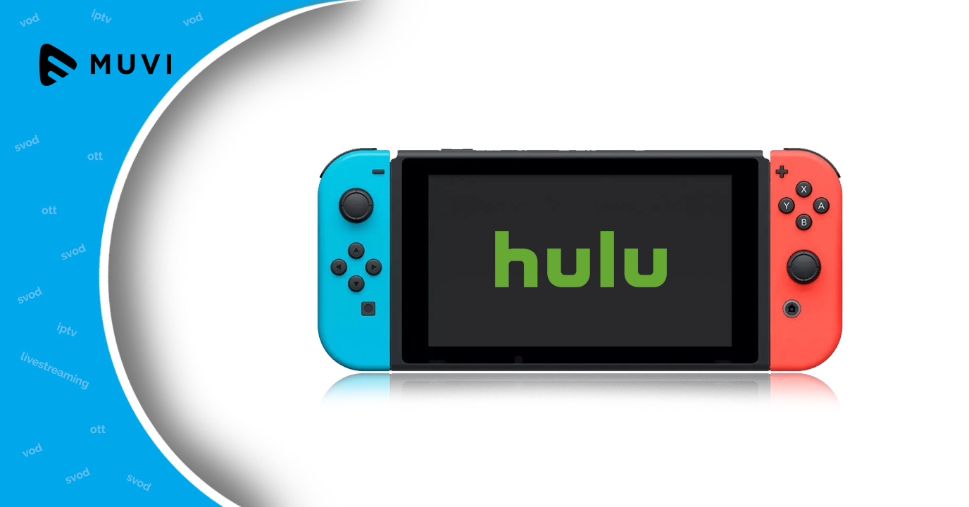 Nintendo Switch now supports Hulu