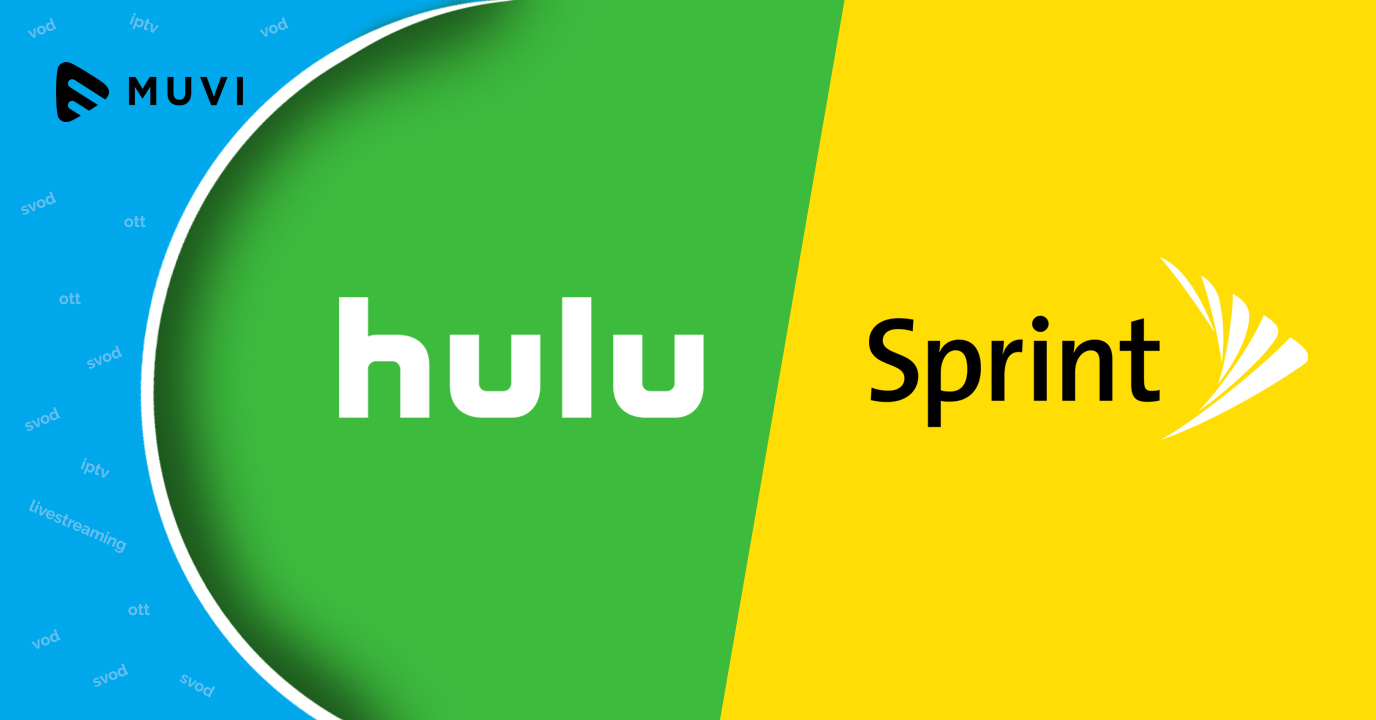 Sprint set to bundle with Hulu's SVOD service