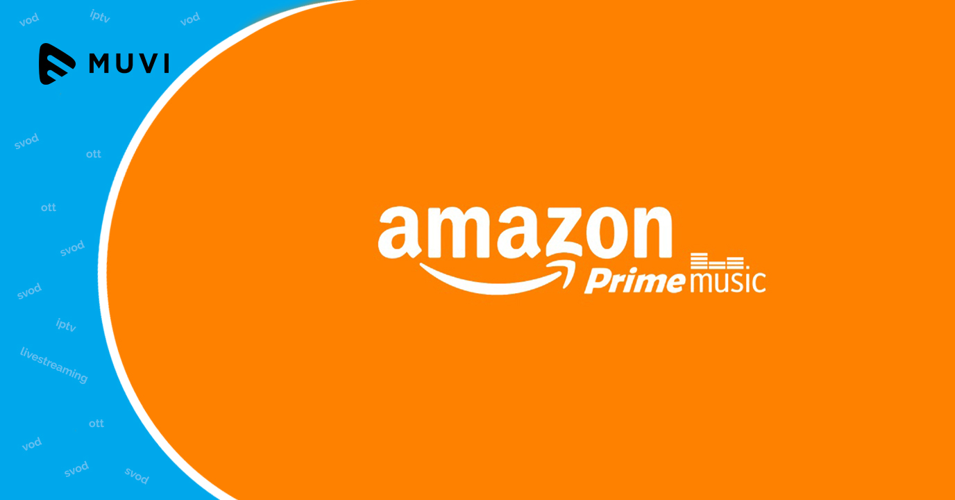 Amazon launches Prime Music in Canada