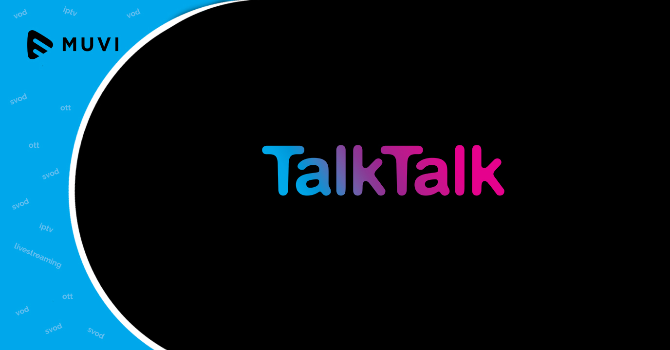 TalkTalk to be offered on new multiscreen app