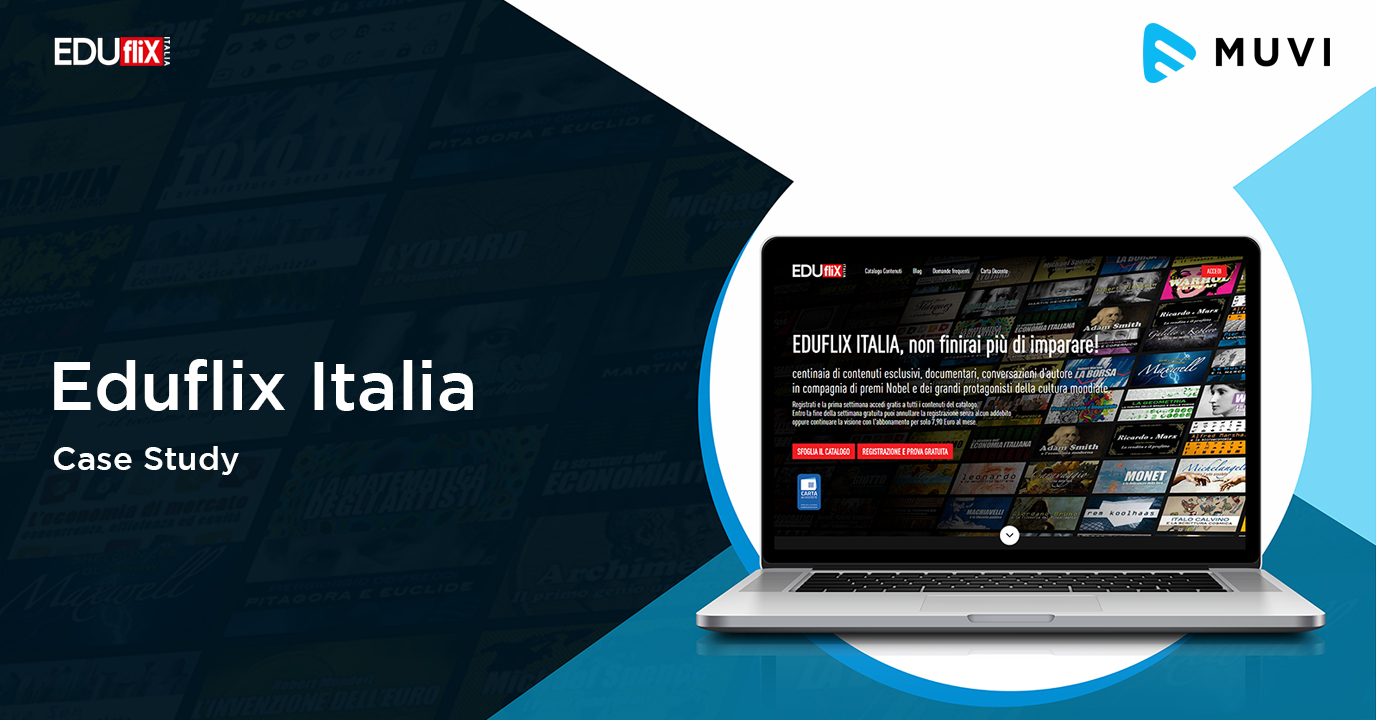 Eduflix Italia: Bringing world heritage to Italy