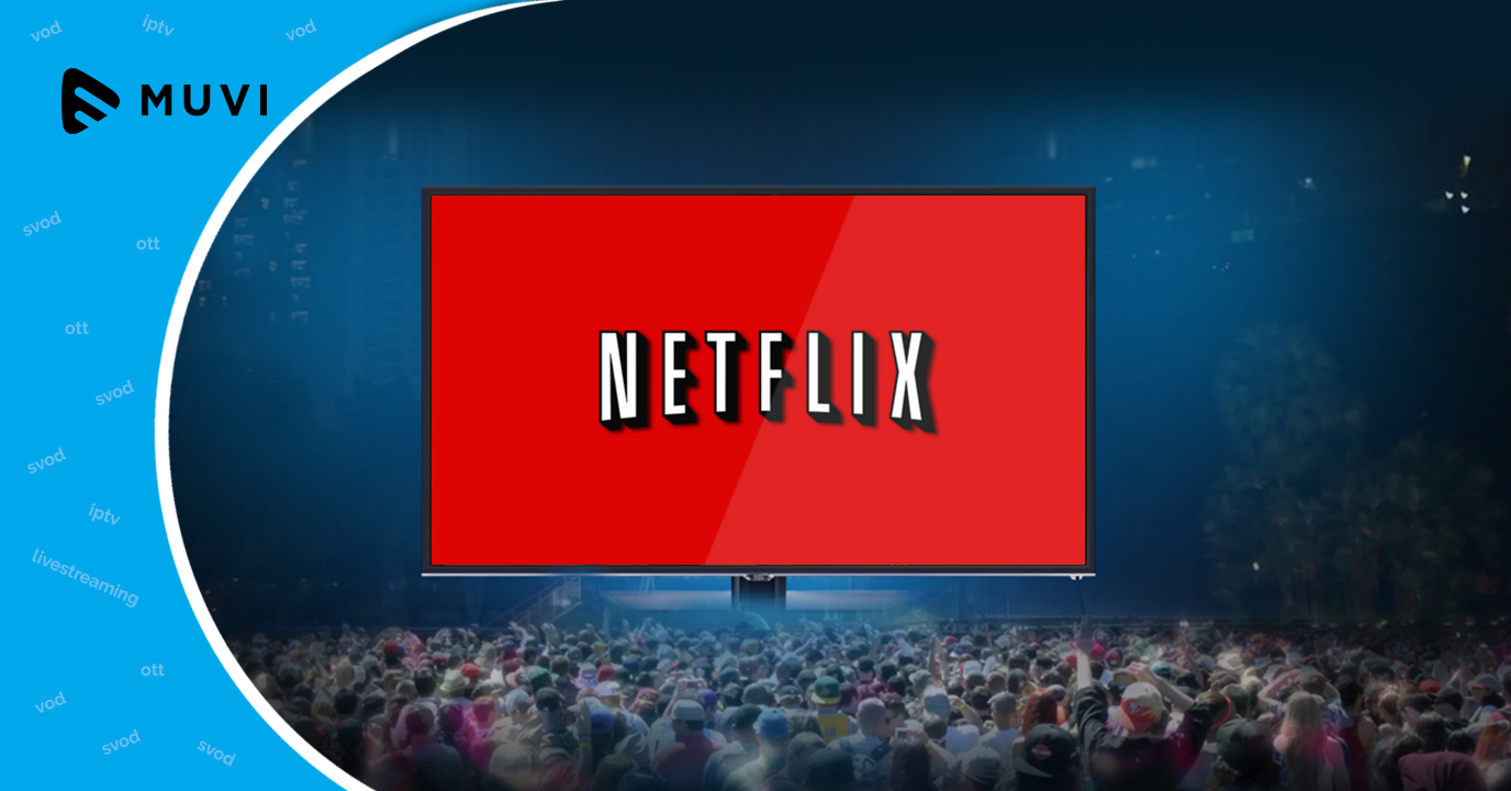 Netflix tops the list of US SVOD services - Parks