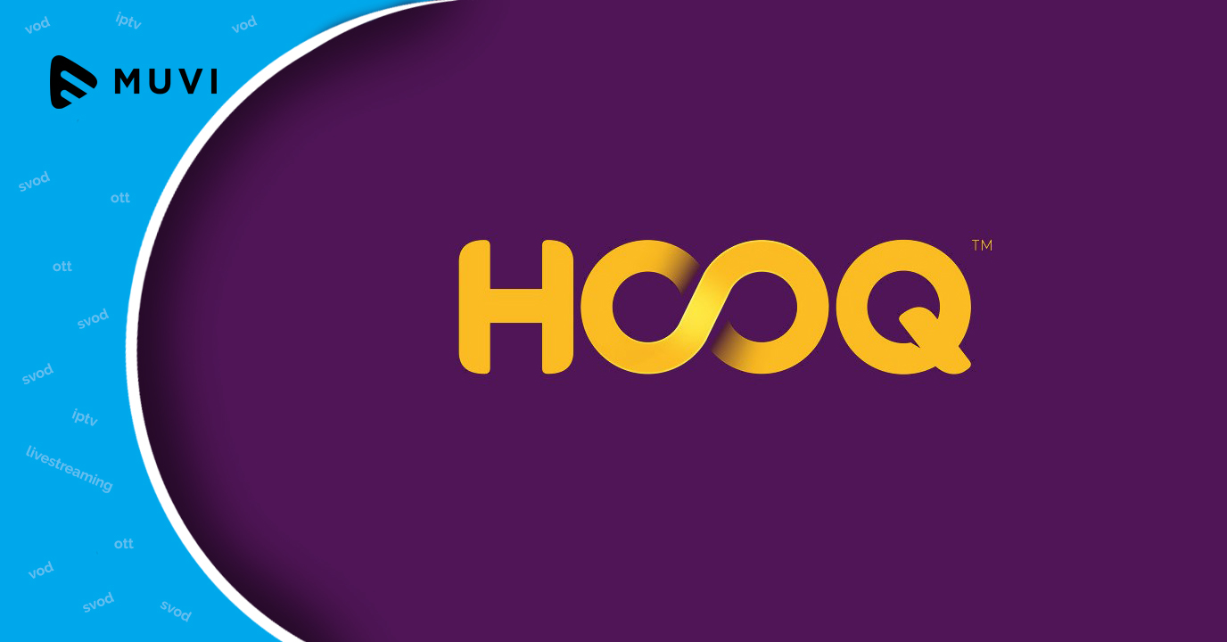 Hooq's subscriptions increased ten fold