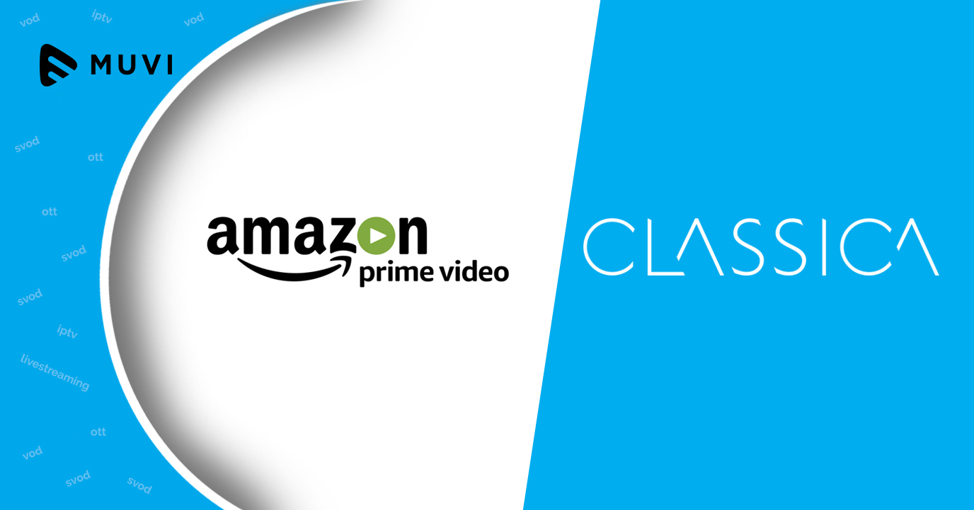 Classica launches OTT service on Amazon Channels