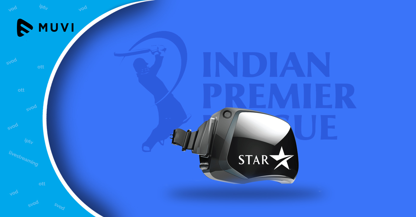 Star India to introduce Virtual Reality for IPL 2018