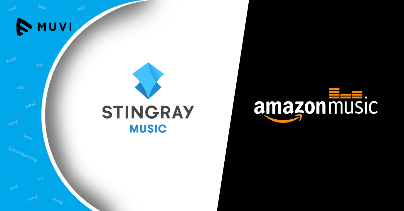 Stingray music to be carried by Amazon Channels