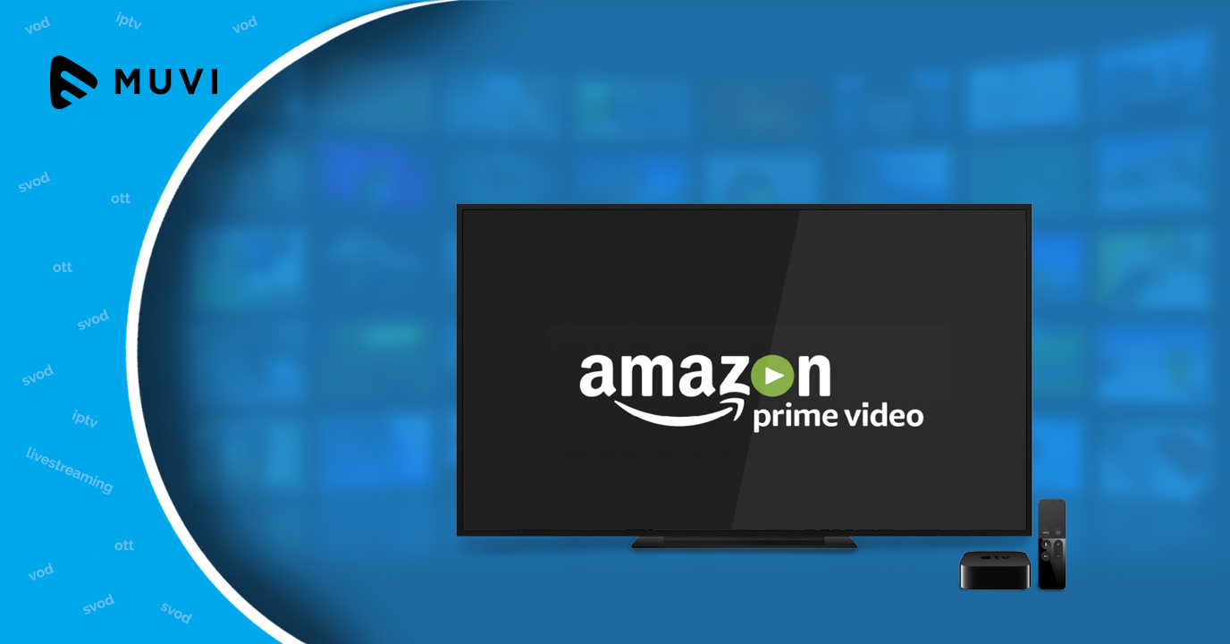Amazon Prime Video app now available on Apple TV