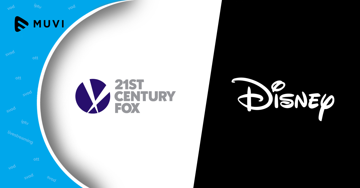 Disney buying stake in 21st Century Fox