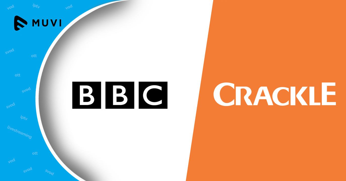 Sony's SVOD platform Crackle to carry BBC content