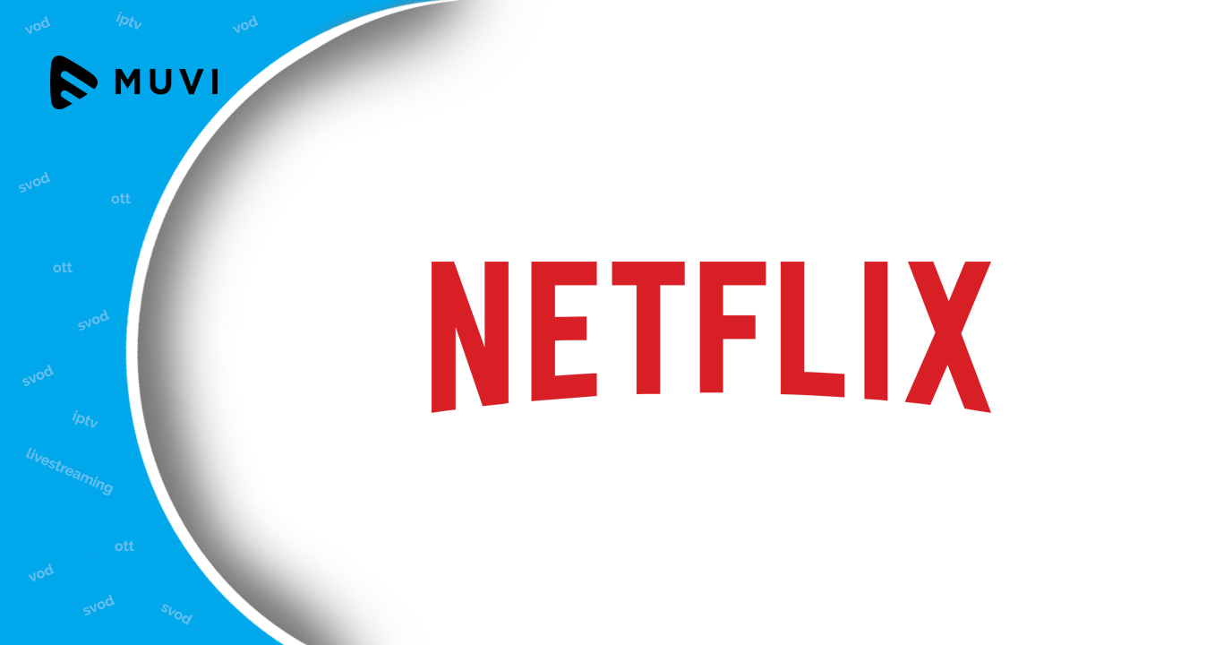 Netflix tops the list of VoD services in Netherlands