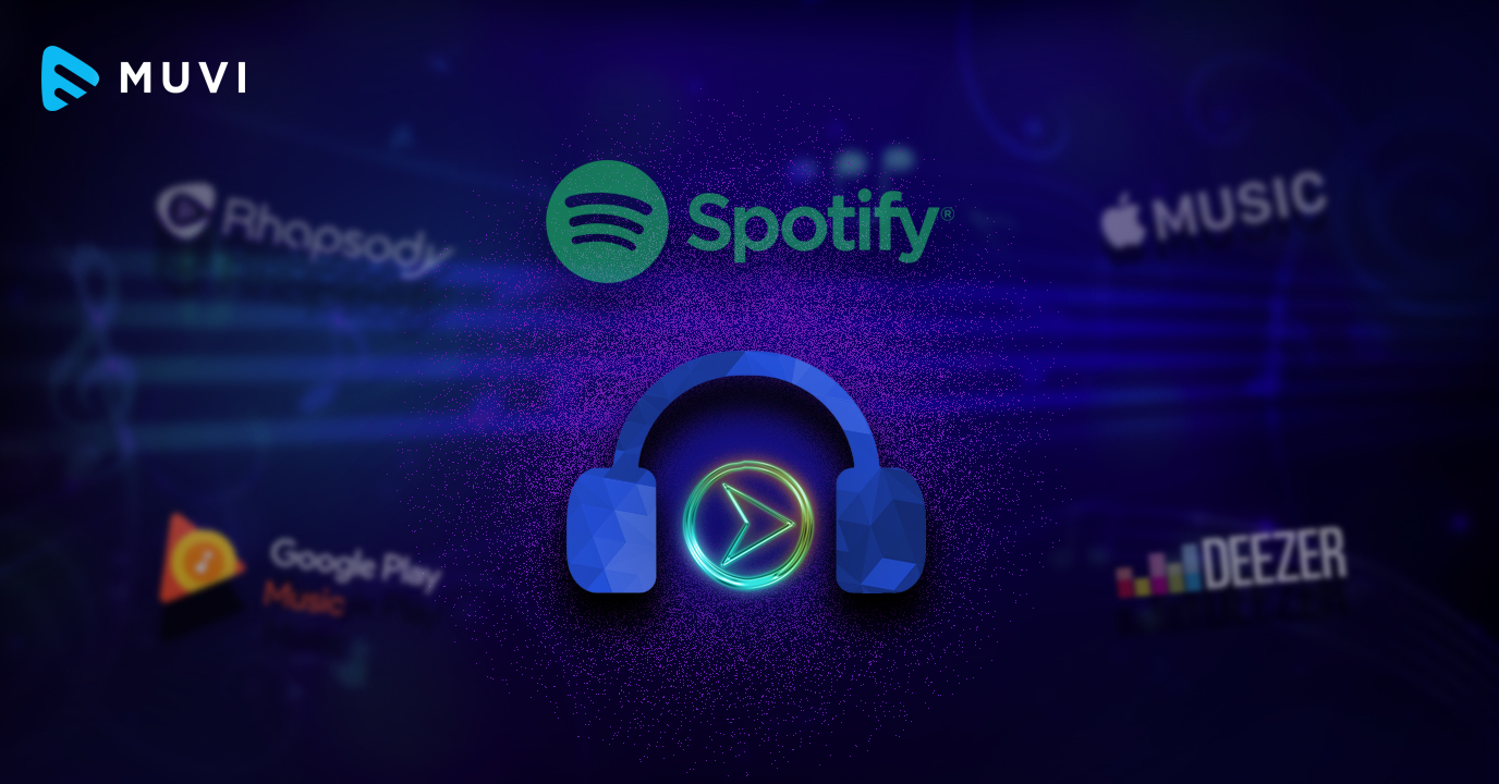 Build your own Spotify