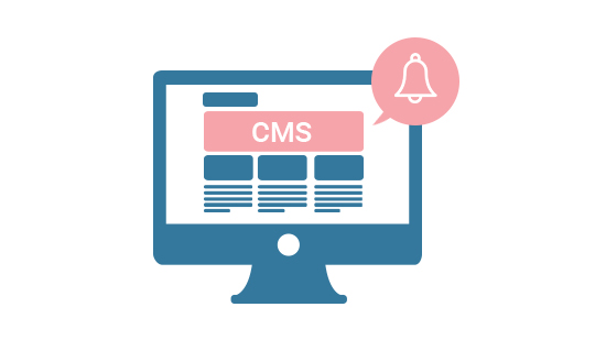 CMS Notification Center