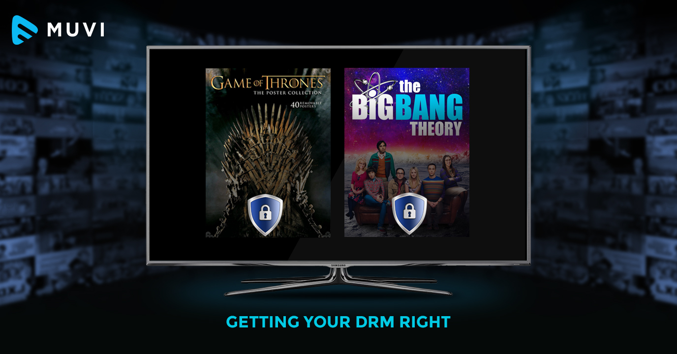 What is DRM and how to implement the right one - Muvi