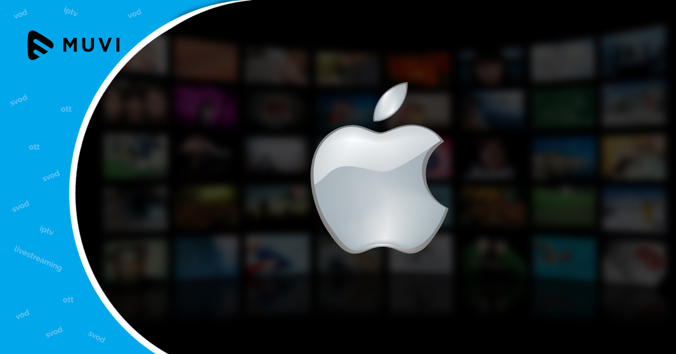 Apple's new content streaming system to support both on-demand and live stream