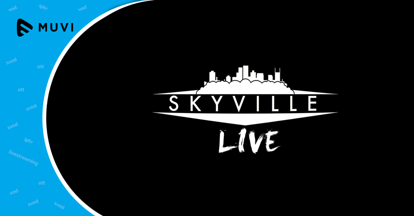 Skyville Live hopes to create magic by merging Streaming and Live production