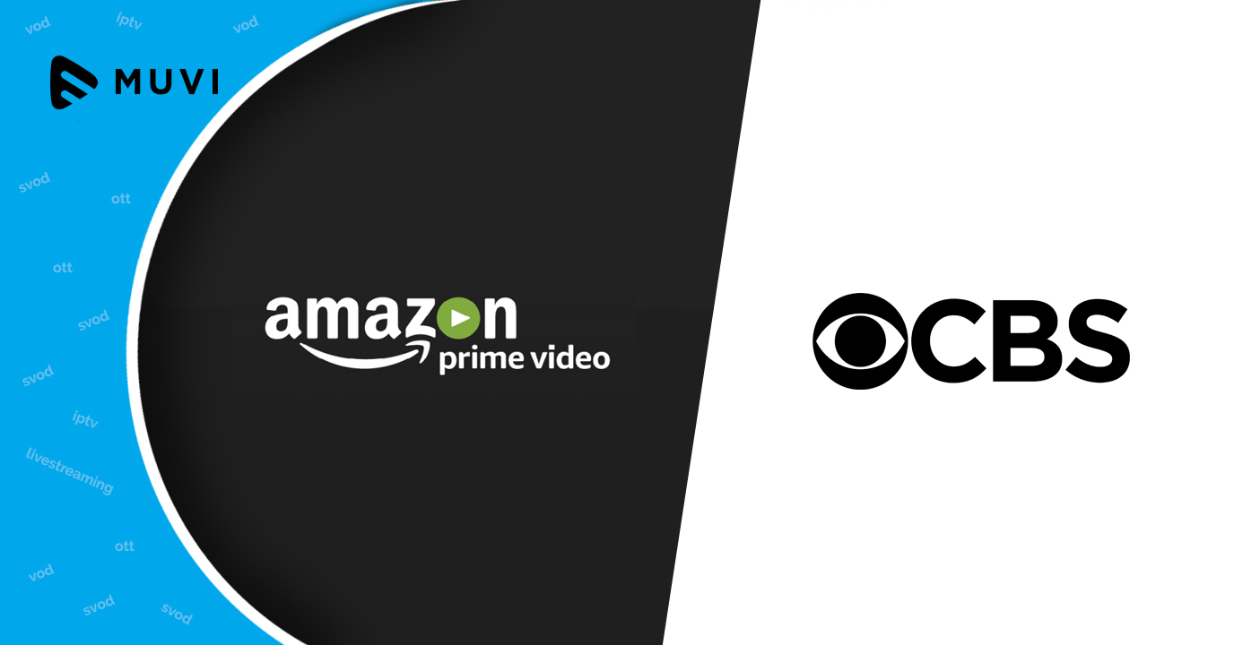Amazon ties up with CBS All Access for streaming programming