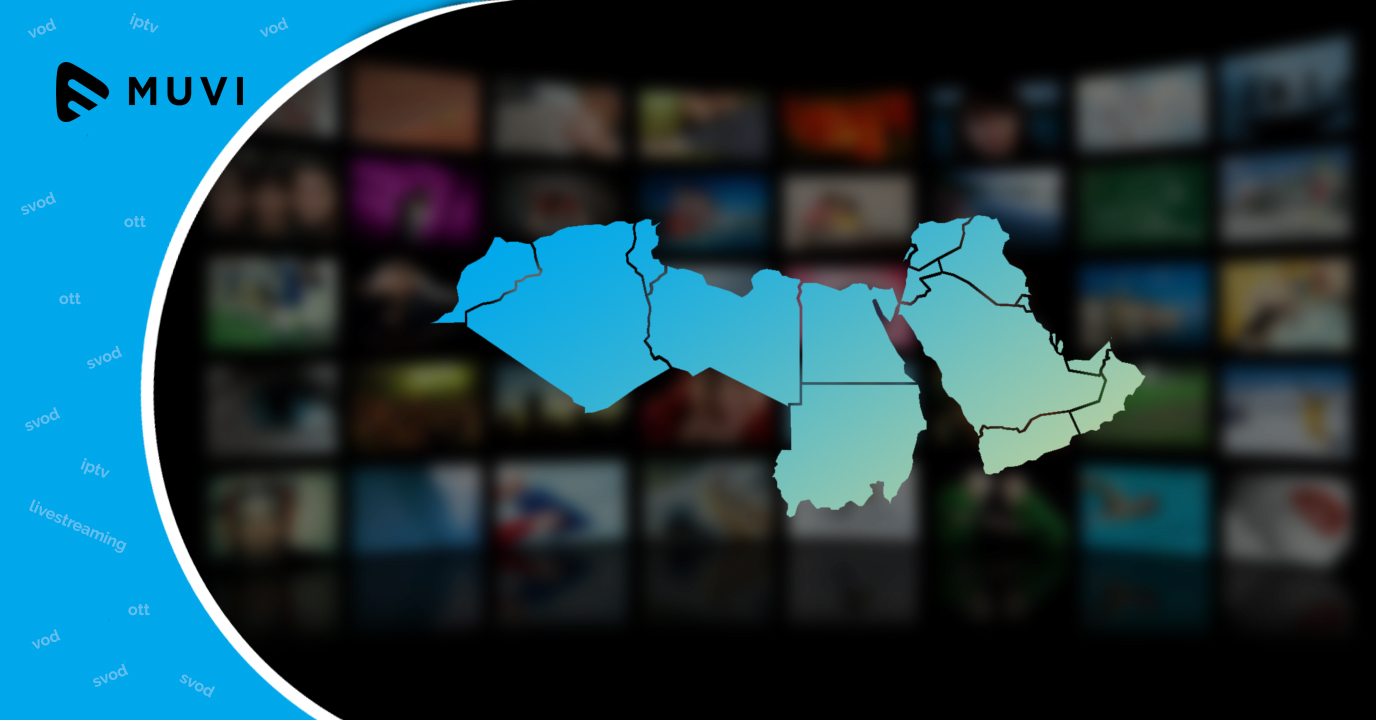 OTT video delivery trending hot in the MENA region
