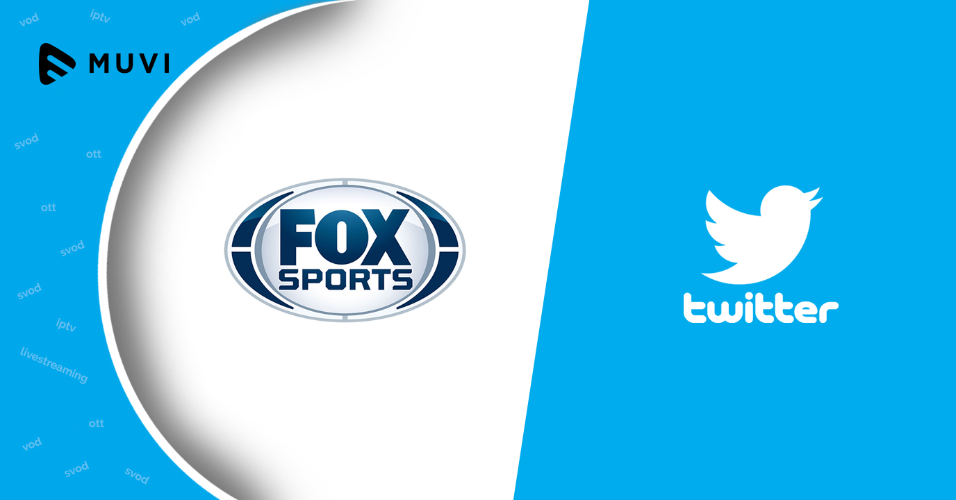 Twitter and Fox collaborate to distribute live streaming content