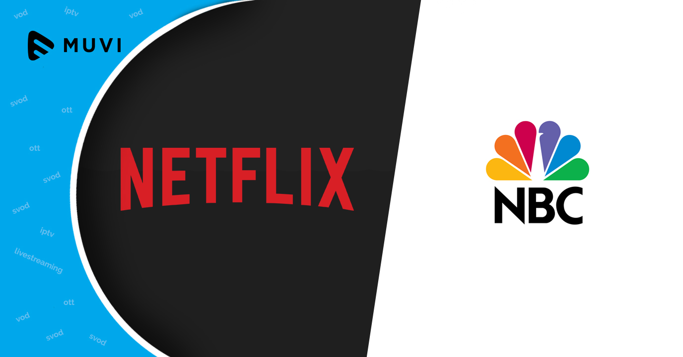Netflix signs content deal with NBC