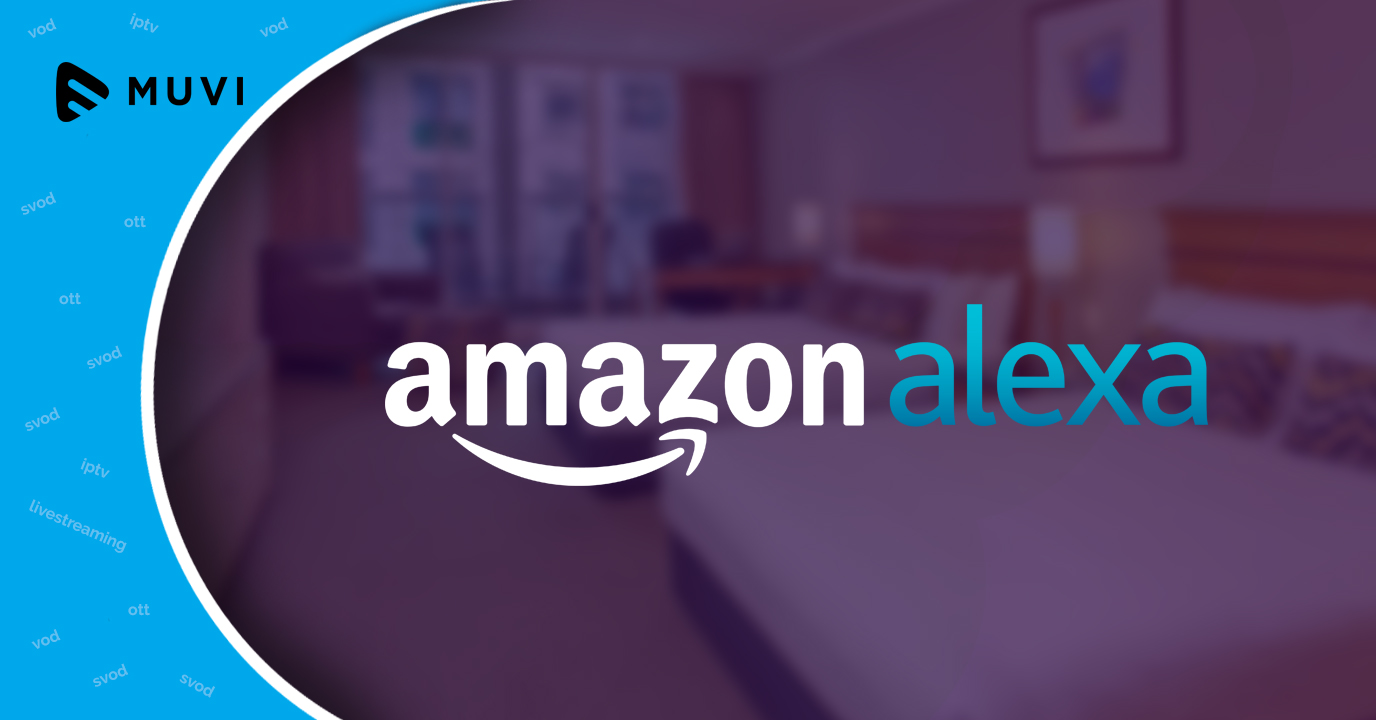 Amazon Alexa transforms Radisson Studio room into Smart room