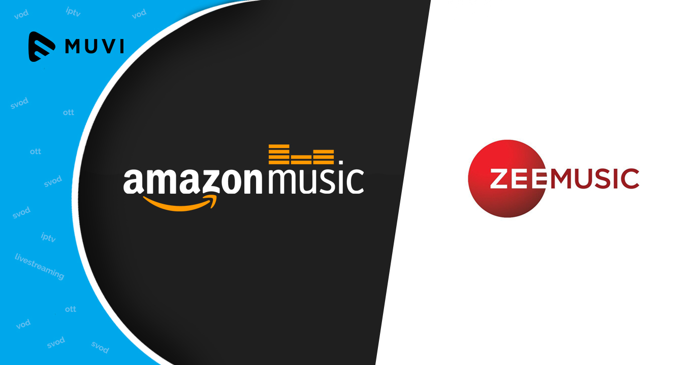 Amazon Prime Music strikes content deal with Zee Music