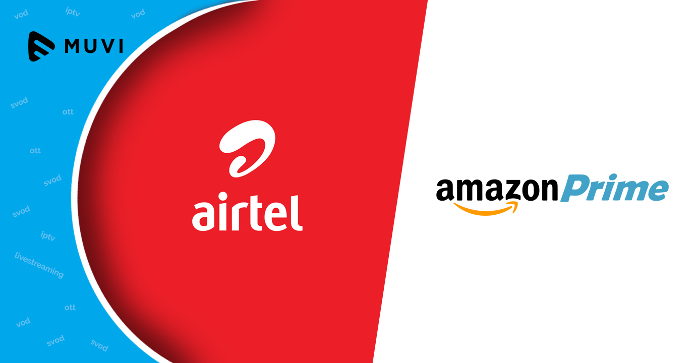 Airtel postpaid customers get 1-year Free Amazon Prime Membership