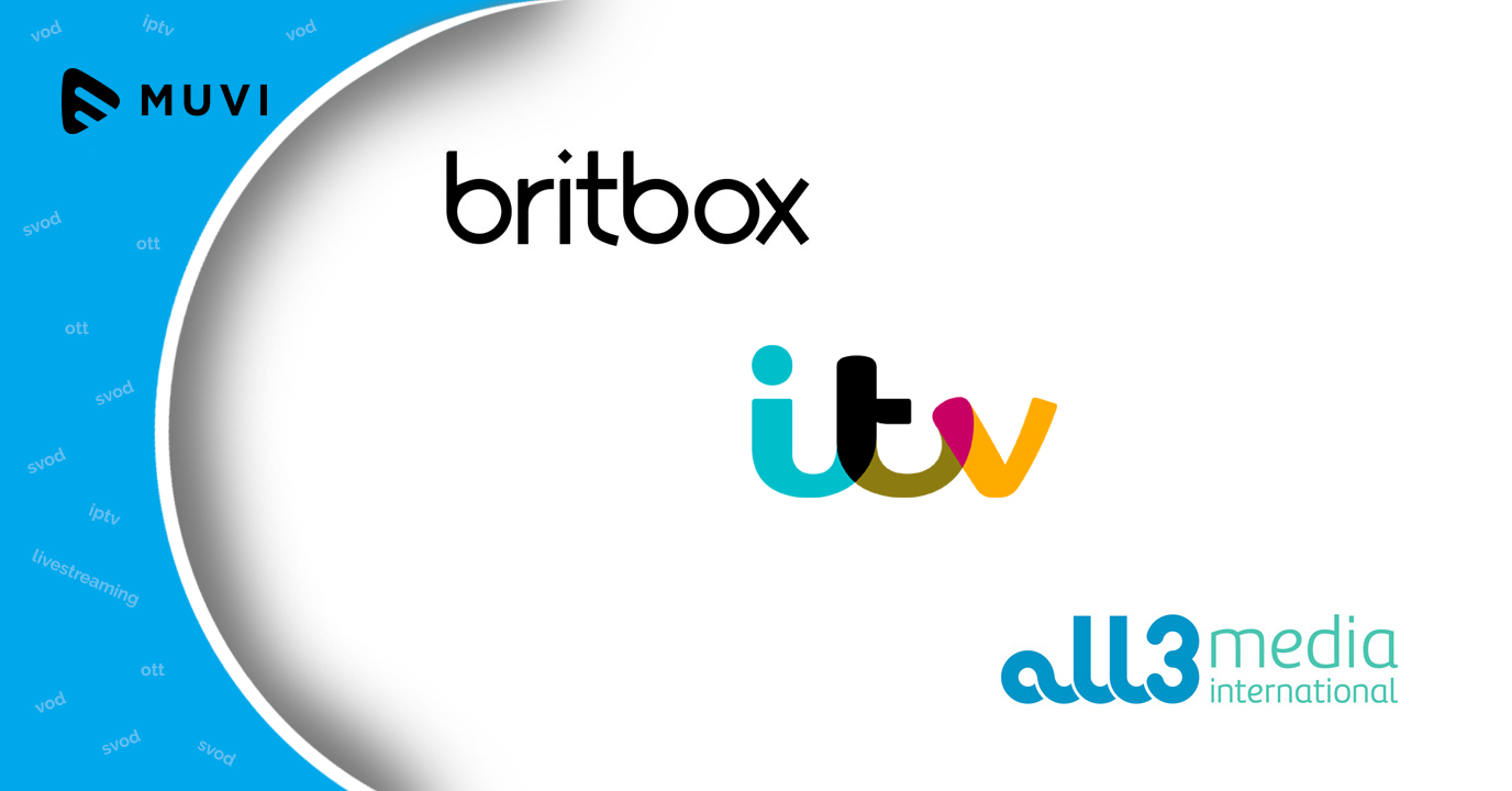 BritBox, ITV, and All3Media form the biggest British content streaming service in US