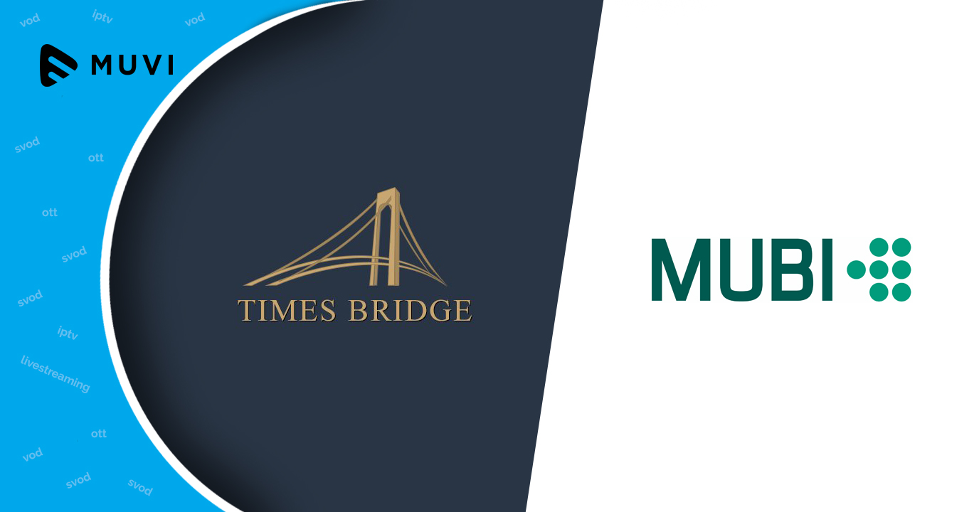 Times Bridge to mentor Mubi in India