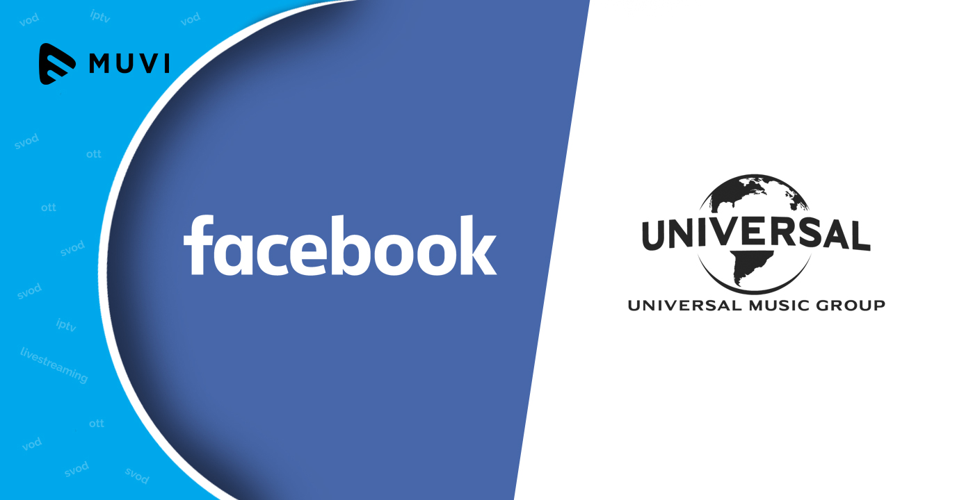 Facebook inks deal with Universal Music