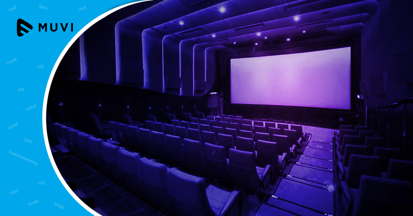 Indian startup setup theatre for OTT screening